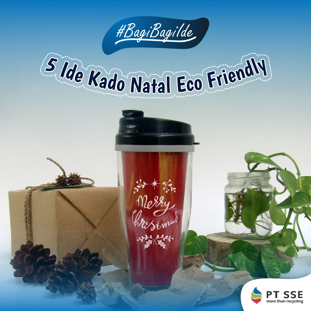 5 Ide Kado Natal Eco Friendly